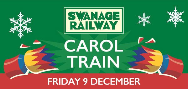 Victorian Christmas Carol Train