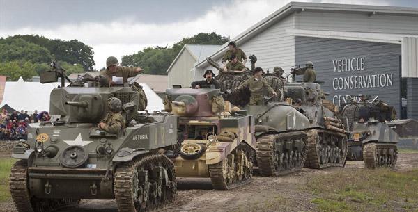 tankfest tanks